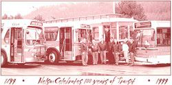 Nelson Celebrates 100 Years of Transit